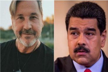 ¡CONTUNDENTE! Ricardo Montaner: Rezo todos los días para que Dios lo perdone a Maduro y para que se vaya de Venezuela