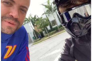 ¡BUEN CORAZÓN! El hermoso regalo de cumpleaños que pidió el hijo de Nacho (+te hará reflexionar) (+Video)