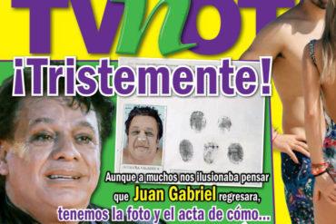 """¡SIGUE LA NOVELA! Exmánager de Juan Gabriel sobre supuesta foto del cantante muerto: """"Es un fotomontaje"""""""