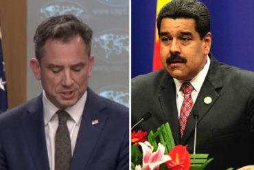 ¡SEPA! Departamento de Estado de EEUU monitorea patrones de apoyo al terrorismo desde el gobierno de Maduro (+Video)