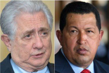 ¡FRONTAL! Reaparece Salas Römer: Chávez no era buen candidato. Advertí que quien ganara definiría el futuro de Venezuela por 15 años