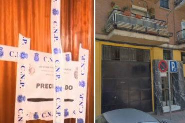 ¡QUÉ ENFERMO! Un hombre escondió el cadáver de su madre dentro de su propia vivienda para seguir cobrando la pensión