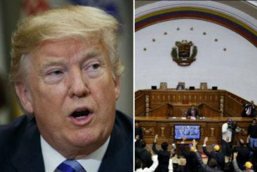 """¡ASÍ LO DICEN! Estados Unidos considera a la AN como """"única institución legítima"""" en Venezuela (+reiteran respaldo)"""