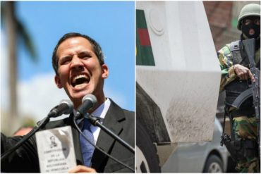 ¡UNIÓN! Guaidó sobre marcha del #23Ene: Militar, mañana tienes una cita histórica con el pueblo (+Video)