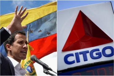 ¡NO LOS ABANDONA! El mensaje de Guaidó a trabajadores de Citgo: Pueden permanecer en sus puestos