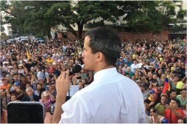"""¡INSPIRADOR! Juan Guaidó: """"Venezuela nació en un Cabildo y en Cabildos renace la esperanza"""" (+Video)"""
