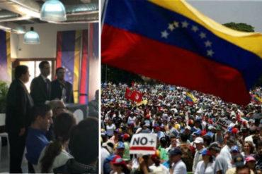 ¡SIN MIEDO! La petición que le hizo Juan Guaidó a los venezolanos: «Los necesitamos mañana en la calle» (convocó a un cabildo abierto)