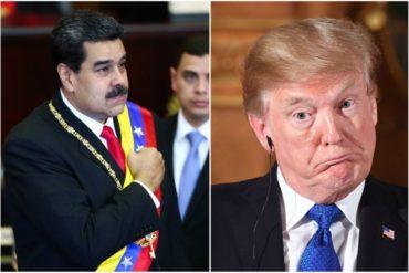 ¡AY, POR FAVOR! Ahora a Maduro le da por agradecer a EEUU: Gracias por sacarnos la mentalidad importadora