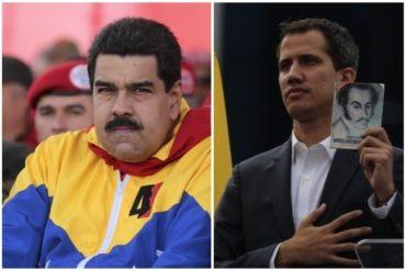 ¡SE LE CHISPOTEÓ! Maduro vuelve a reconocer a Guaidó como presidente y le pide que llame a elecciones: Convoque para darle una revolcada, míster payaso (+Video)