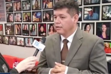 """¡NO SE LA CALA! Magistrado Zerpa habla sobre la acusación de abuso sexual en su contra: """"El malandro Maikel Moreno obliga a mis compañeros magistrados a caer en eso"""""""