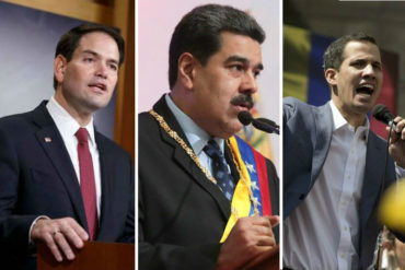 ¡ATENTOS! Rubio asegura que es el momento de expulsar a los embajadores nombrados por Maduro (+Video)
