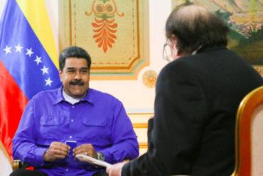 ¡PONTE DE ACUERDO! Maduro critica a líderes de la oposición, pero los insta a un diálogo: Reciben órdenes de Bogotá y EE.UU.