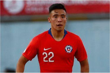 ¡SE LO CONTAMOS! Futbolista Chileno Nicolás Díaz pide disculpas tras insultar al venezolano Pablo Bonilla durante el Sudamericano Sub 20