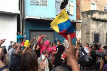 ¡ALERTA! Continúa situación tensa y fuerte represión en Cotiza luego del alzamiento militar (+Fotos +Videos)