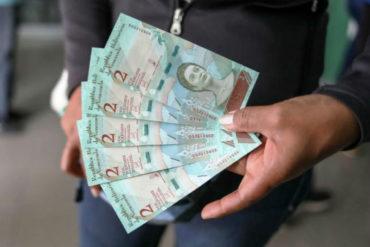 ¡NICO, AGARRA TUS SOBERANOS! Vecinos de los Valles del Tuy denuncian que voceros de los Clap no aceptan billetes de 2 y 5