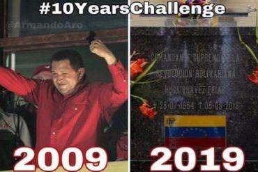 ¡NO TE LOS PIERDAS! Los divertidos memes que dejó el #10YearsChallenge en redes sociales (+Fotos)