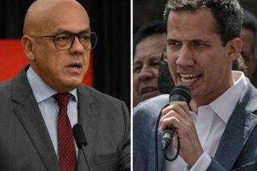 """¡TOMA! Guaidó sobre concierto anunciado por Jorge Rodríguez: """"Hay que ser muy cínico"""" (+Videos)"""