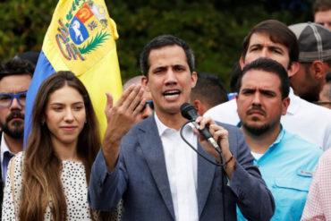 ¡IMPORTANTE! Guaidó adelanta detalles sobre ingreso de ayuda humanitaria: Atenderá a 20 mil venezolanos