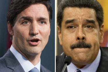 """¡FRONTAL! Así respondió el primer ministro de Canadá al ser cuestionado por el """"intervencionismo en Venezuela"""" (+Video)"""