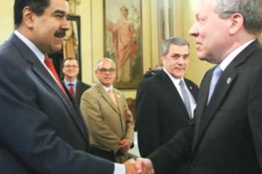 """¡EN SU CARA! Coordinador de la ONU le suelta a Maduro que en Venezuela hay temas """"urgentes"""" en salud y alimentación (+Video)"""