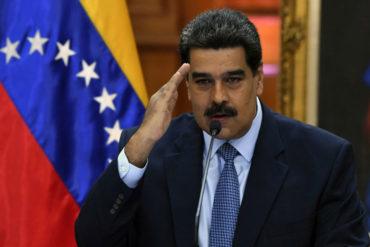 ¡LO ÚLTIMO! Delegación de Maduro no acudirá a la mesa de negociación en Barbados tras nuevas sanciones de EEUU