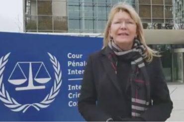 ¡ÚLTIMO MINUTO! Luisa Ortega Díaz denuncia ante La Haya la denuncia del asesinato de Fernando Albán (+Video)