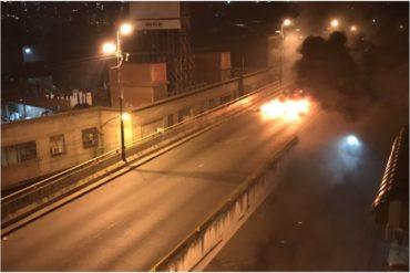 ¡GRAVE! Fuertes detonaciones y enfrentamientos en zonas de Petare la noche de este #23Ene (+Video)