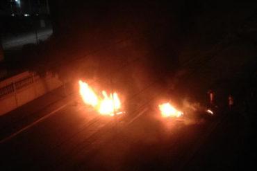 ¡PENDIENTES! PNB junto a colectivos reprimen a manifestantes de Guarenas este #23Ene (+Video)