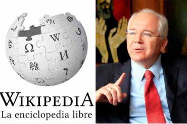 ¡LE CONTAMOS! Ramírez denuncia bloqueo de Wikipedia en Venezuela: La Fanb tiene la clave para detener la lógica de aniquilación del otro