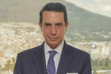 ¡SEPA! Ecuador otorga beneplácito a representante diplomático designado por Juan Guaidó