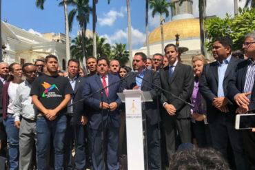 ¡ÚLTIMO MINUTO! Asamblea Nacional define ruta en Caracas para marcha del #23Ene (+Video) (+Puntos de encuentro)