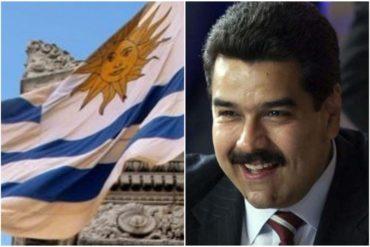 """¡NO APRENDEN! Uruguay manifiesta su apoyo a Maduro (pero la comunidad internacional lo califica como """"usurpador"""")"""