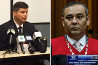 ¡CANDELA! Magistrado Zerpa: Maikel Moreno es un delincuente y su jefe es Gorrín (+Chanchullos que incluyen el Miss Venezuela)