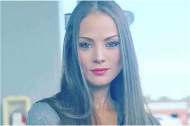 """¡SE DISGUSTÓ! La descarga de esta actriz venezolana contra los """"enchufados"""" que ahora se toman fotos con Guaidó: """"No sé a ustedes, pero me da náuseas"""""""