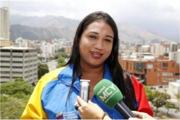 ¡QUÉ FUERTE! Diputada transgénero chavista murió quemada cuando prendía una leña para cocinar (Padecía la escasez de gas)