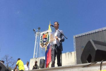 ¡BRAVO! El esperanzador panorama que planteó Guaidó con una Venezuela libre (+Video)
