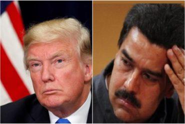 ¡TE VEO MAL, NICO! Las 4 contundentes acciones y amenazas de EE.UU. que pusieron al régimen contra las cuerdas (y todo en menos de un mes)