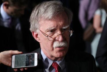 ¡SIN TAPUJOS! John Bolton reitera el exhorto de Trump: Rusia tiene que salir de Venezuela