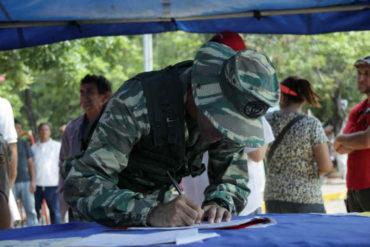 ¡ATENTOS! Publican lista de 116 militares degradados y expulsados