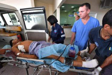¡CIFRA LAMENTABLE! Sube a 6 el número de muertos tras protestas en frontera de Venezuela con Brasil