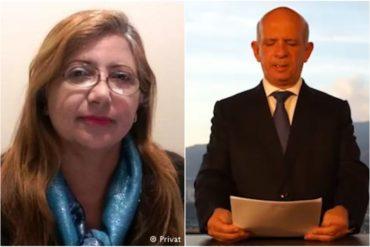 ¡SE LO CONTAMOS! Lo que dice Sebastiana Barráez sobre Hugo Carvajal: Tiene información privilegiada
