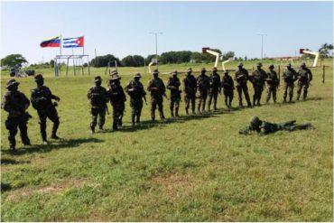 ¡EXPLOSIVO! Revelan pruebas de la presencia militar cubana en la Fanb (+Detalles)