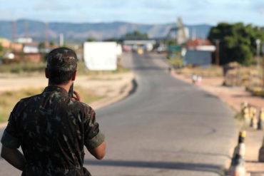 """¡SEPA! Gobierno de Brasil descarta una """"acción agresiva"""" en frontera con Venezuela"""