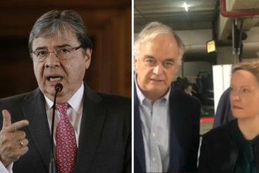 """¡SE LO CONTAMOS! La respuesta de Colombia ante la expulsión de europarlamentarios: """"Maduro atropelló la democracia"""""""