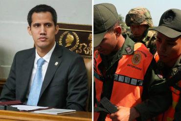 ¡SÉPALO! Migración Colombia confirma entrada de más de 270 militares que apoyan a Guaidó