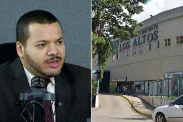 ¿ATERRADA? Esposa maltratada por Jesús Silva se fugó de la clínica donde estaba hospitalizada
