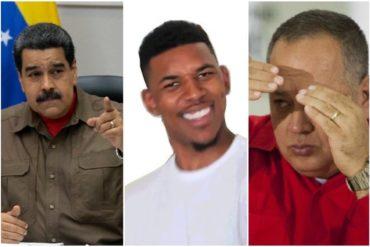 ¿SE TELETRANSPORTÓ? Según la cuenta en Twitter de Maduro, Diosdado estuvo en Miranda y en Carabobo al mismo tiempo el #1Feb (+Prueba)