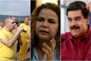 """¡AH, OK! Presos estarán en las calles """"para defender a Maduro"""": """"Nosotros no estamos jugando"""" (+Video)"""