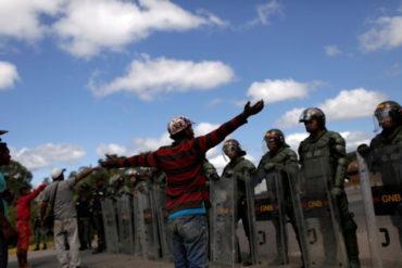 ¡GRAVÍSIMO! AN denunció la desaparición de 80 indígenas pemones tras protestas y represión del mes de febrero