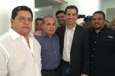 ¡HASTA QUE POR FIN! UNT se acomoda con Guaidó y ahora sí pide el cese la usurpación de Maduro